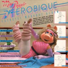 Miss Piggy made an album à la Jane Fonda.