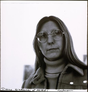 Diane at MOMA