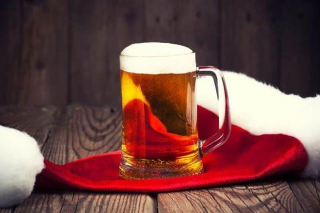 Holiday Beer (Shutterstock)
