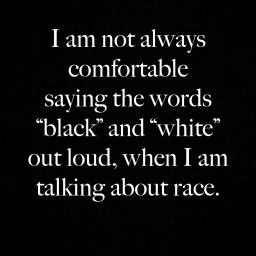 comfortable saying